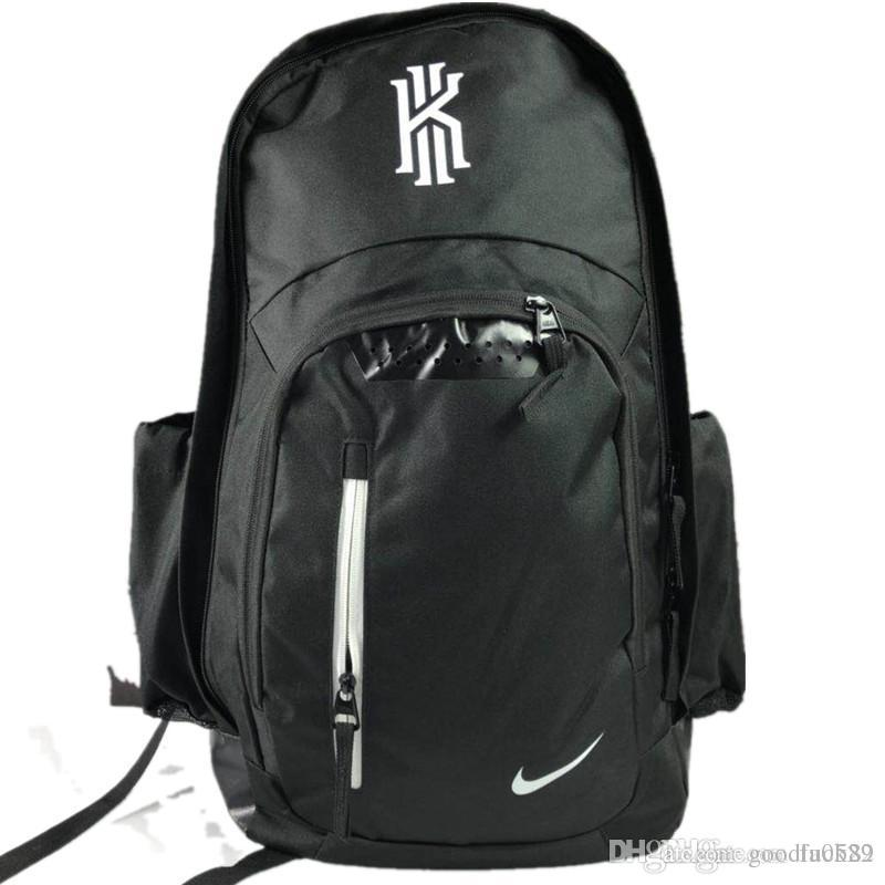 huge discount aa1b7 684c2 Kyrie Irving backpack schoolboy backpack men s and women s exercise backpack  outdoor bag basketball bags