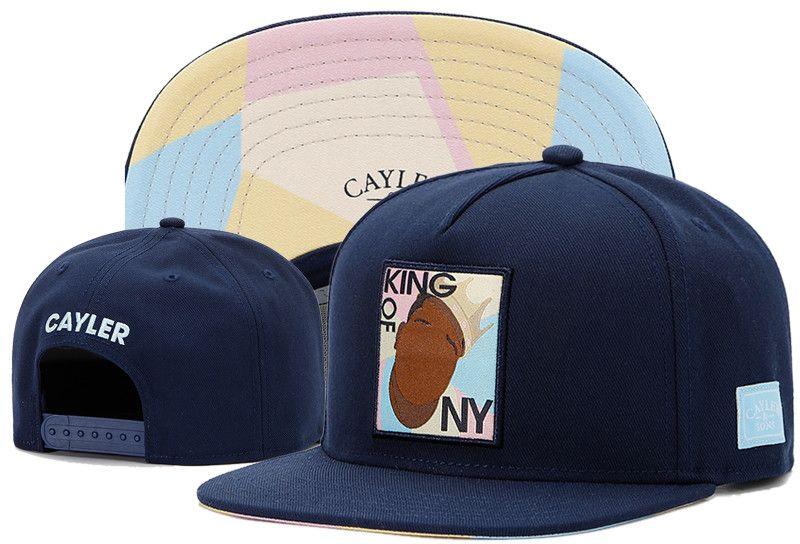 Moda Bones Baseball Snapback uomo Donna Cayler Sons Snapback Bone Cotton Sport Hip Hop Cap