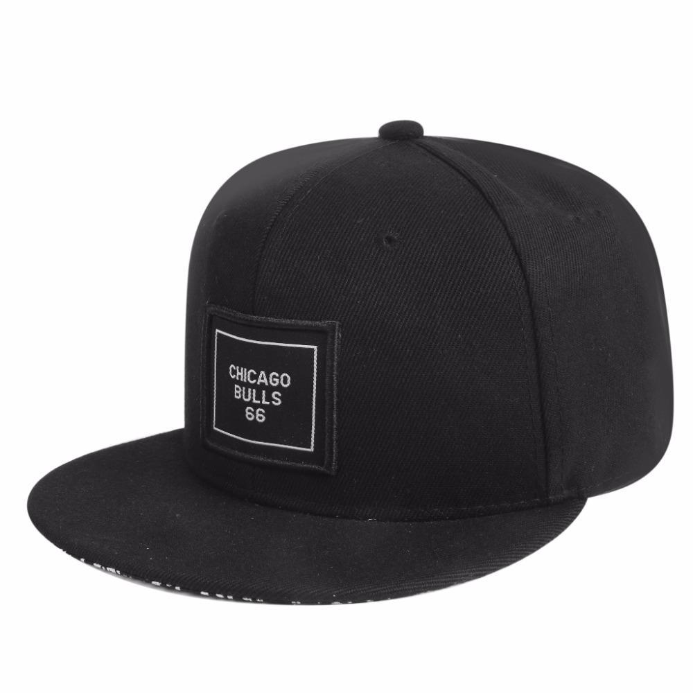 767674aedff Black Snapback Cap Men Hip Hop Baseball Cap Men Summer Baseball Caps ...