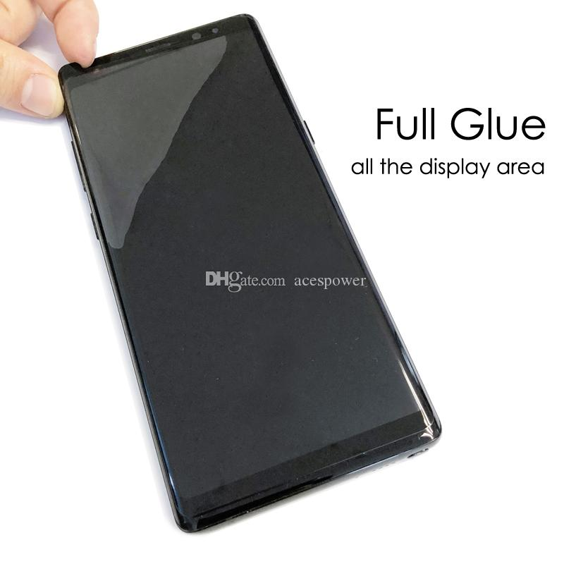 Полный адгезивный клей для защиты экрана для защитников корпуса.