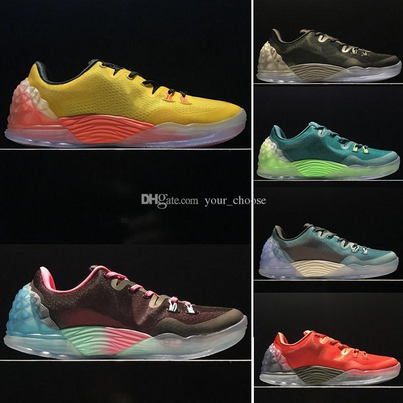 new arrival 0e2c1 4181b High Quality multiple colour Kobe 11 Elite Men Basketball Shoes Kobe 11 Red  Horse Oreo Sneakers KB 11 Sports Sneakers Free Shipping