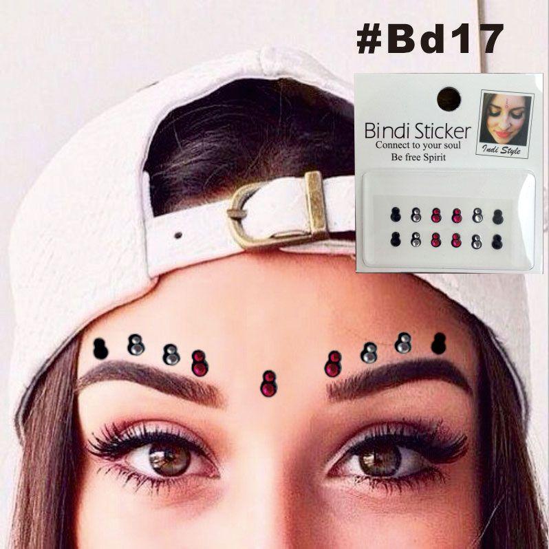 6248ec42b6 Face gems stick Bindi dots Jewels Bindi Dots Bindis for Festival Birthday  Gift For Her
