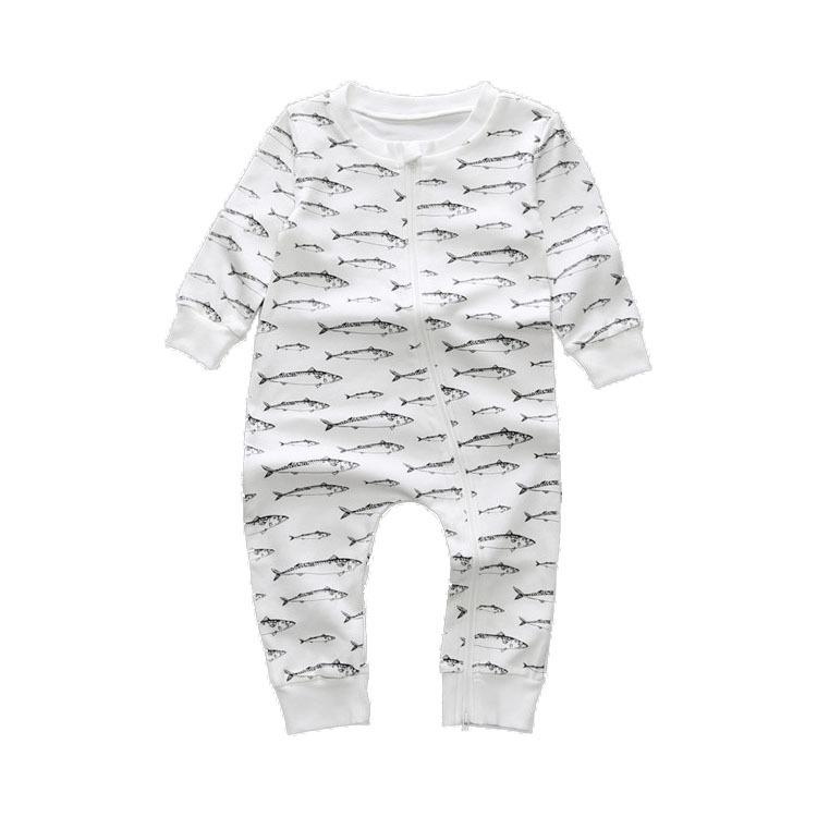 1bb288d88 Baby Rompers Infant Girl Newborn Baby Clothes Boy Girl Romper Cute ...