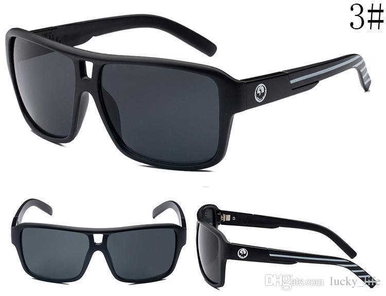 Yeni Güneş Gözlüğü Moda Spor Güneş Gözlüğü UV400 Marka Tasarımcı Güneş Gözlüğü SıCAK EJDERHA Doğa Sporları Güneş Gözlükleri K008 Serisi Gözlük