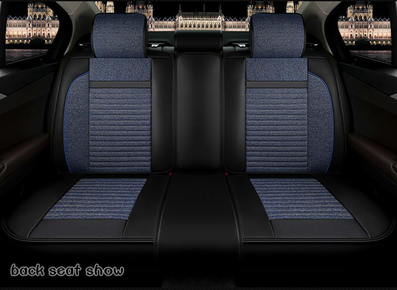 Car inner decoration cloth art comfortable four season general car seat cushion