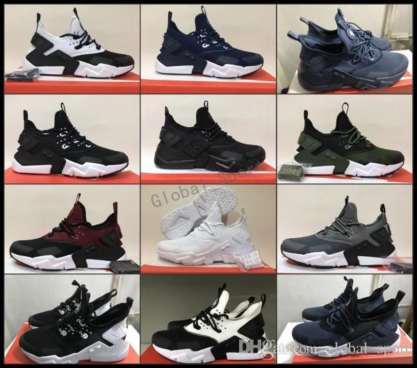 19141e2ca330 2018 New Pattern Air Huarache 6 Six Men Women Huarache VI Shoes Huaraches  Sports Sneakers Running Shoes Size 36 45 Jogging Shoes Sale Shoes From ...