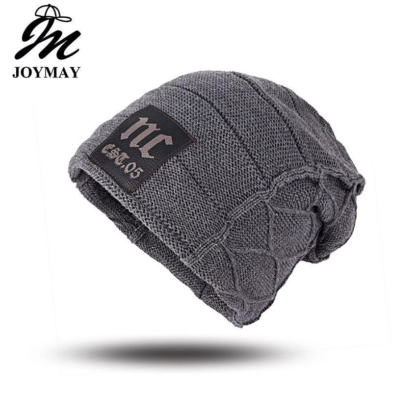 Joymay Unisex Womens Mens S Camping Hat Winter Beanie Baggy Warm Wool Cap  Hot WM046 Beach Hats Beanie Hats For Men From Bobowanglr fa17a743b32