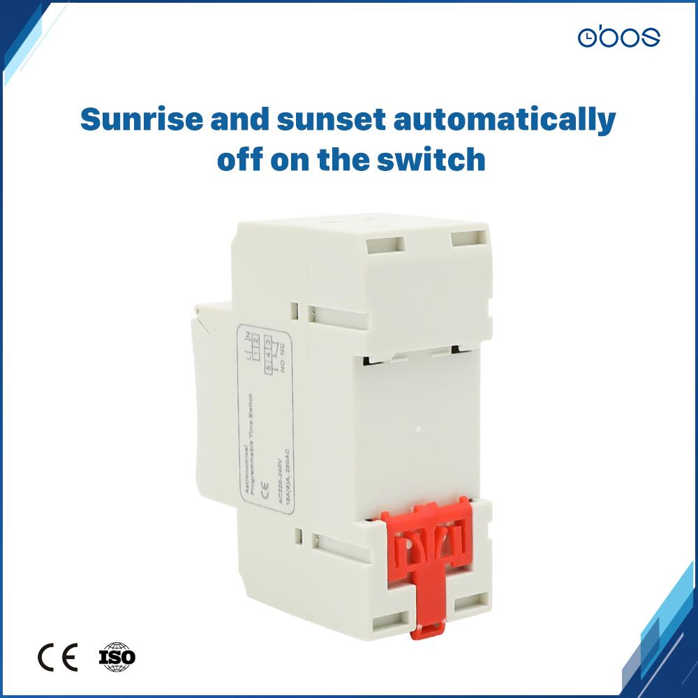 The Latest Obos Brand 220v Timer Switch With Season Change Door Circuit Alarm Automatically Adjust Jet Lag 16times On Off Day 1min 168h Range