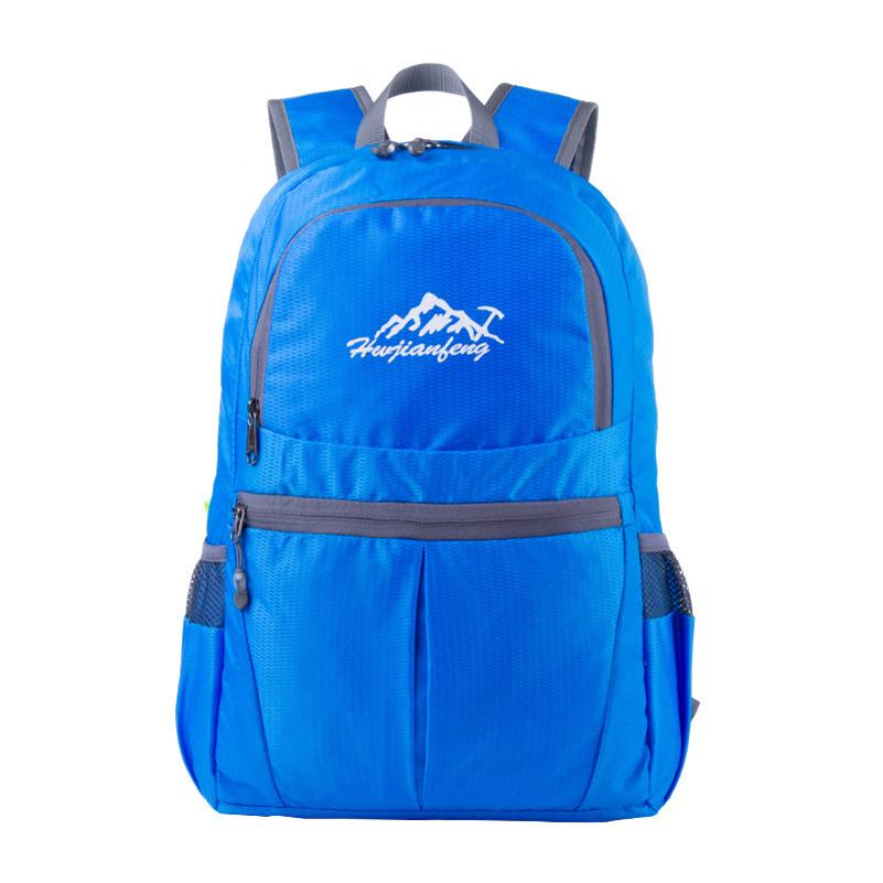 1e9d8eb71a Fold 35L Unisex Travel Backpack Rucksack Mountaineering Cycling Backpack  Outdoor Bag Sports Backpa Waterproof For Camping Hiking Backpacks For  School Laptop ...