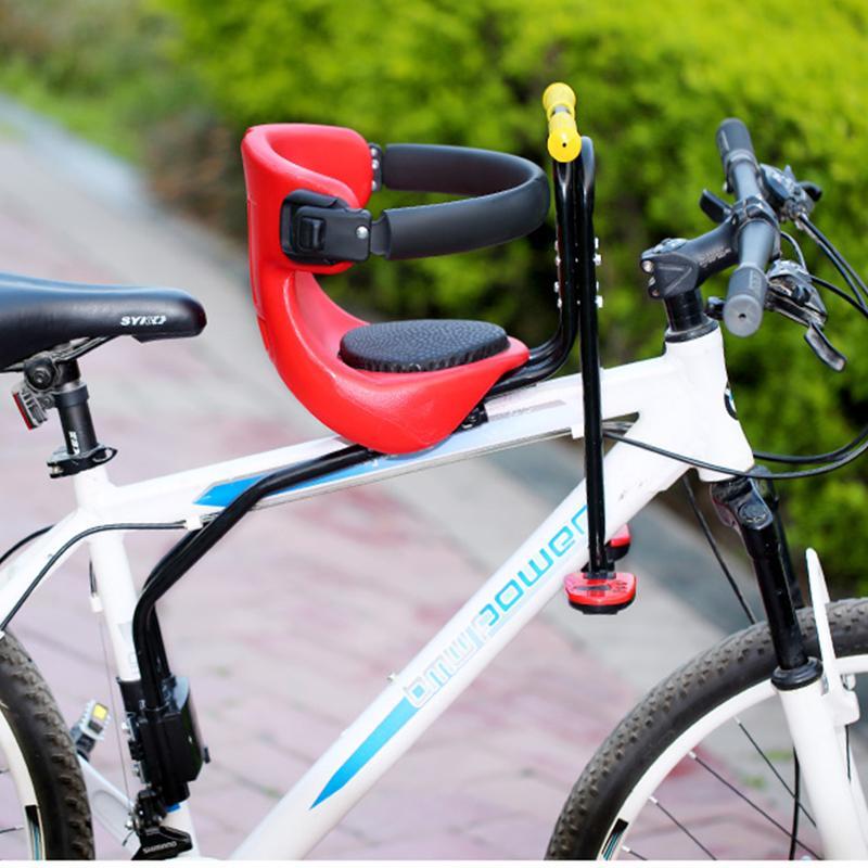 22e3570d4 2017 Sella Carbonio Bike Parts Cojines Piezas De Bicicleta De Alta Calidad  Mountain Bike Asiento De Niño Portátil Silla De Bebé Mtb Kid Niños Por  Pretty05