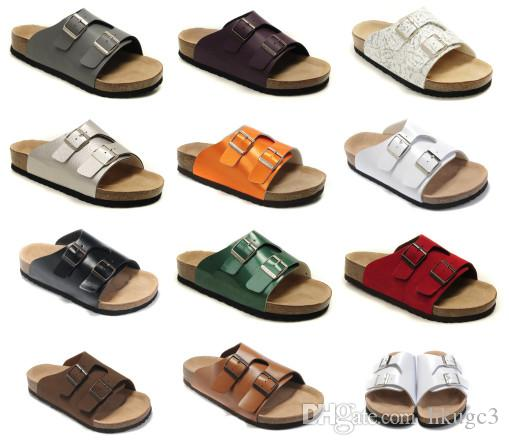 Gizeh Wholesale-Summer slippers for men and women, 2016 new cork bottom flip-flops, sandals with a couple flip flops Mayari 34-46