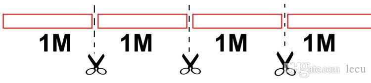 Bandes à leds 10M 50M 110V / 220V haute tension SMD 5050 RVB Bandes à leds imperméables + télécommande IR + alimentation