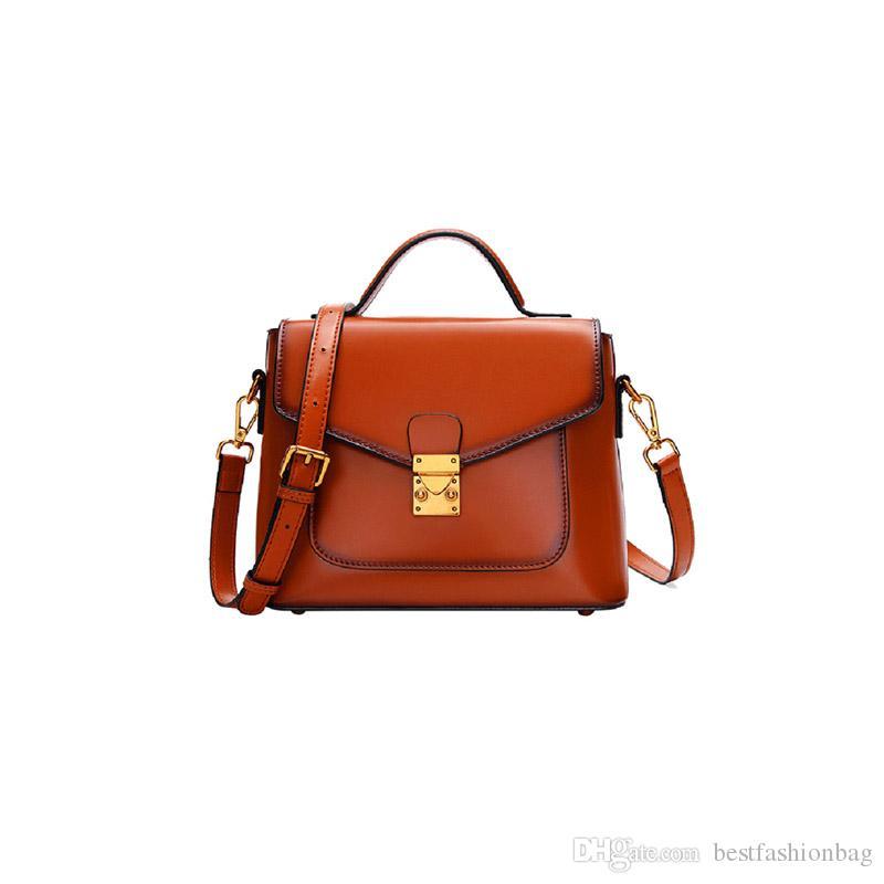 2018 Luxury Designer Bags Handbags High Quality Genuine Leather Bag Handbag  Crossbody Bags For Women Fashion Small Party Purse Shoulder Bag Leather Bags  For ... 2e636cc8316f9