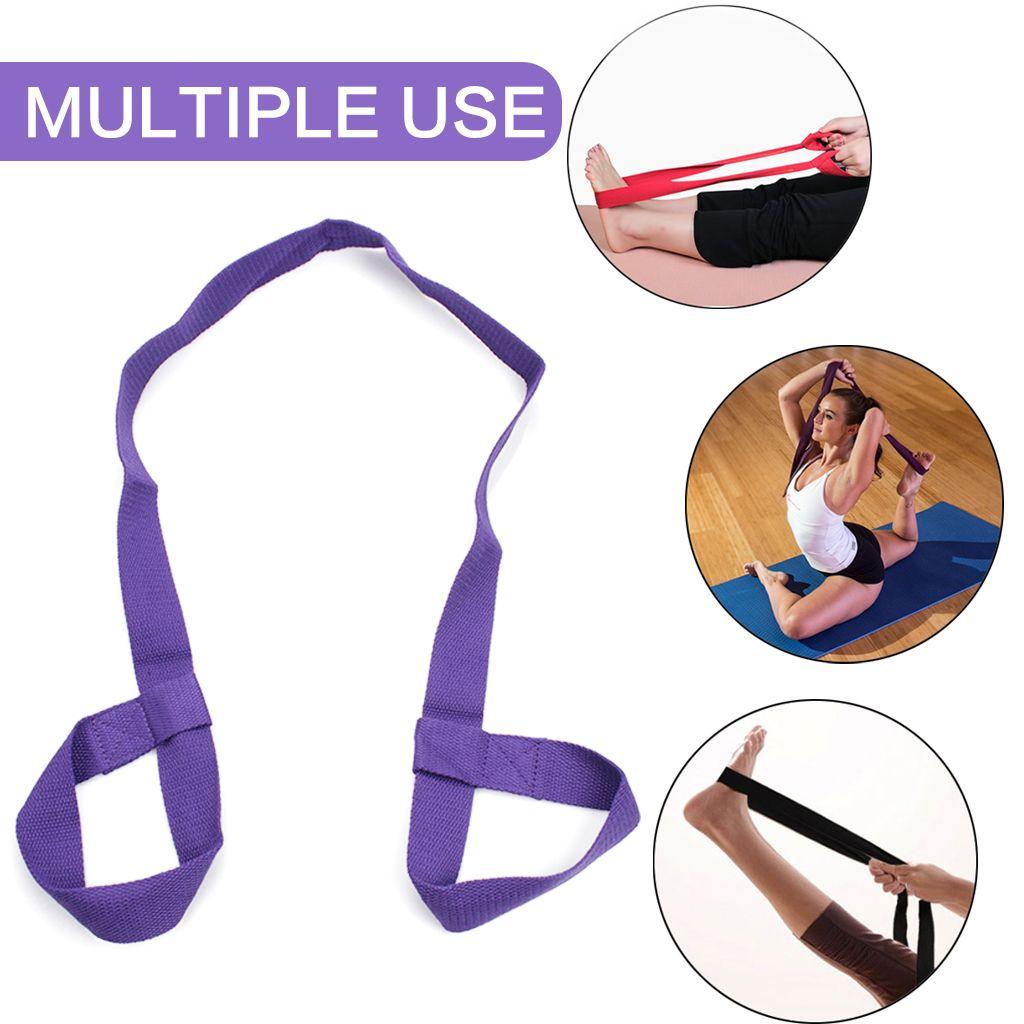 Acquista Stuoia Della Stuoia Di Yoga Sling Regolabile Durable Cotton Yoga  Mat Strap Carrying Strap 4 Scelta Di Colore Palestra Sport Esercizio A   1.82 Dal ... 55877e96a8b0