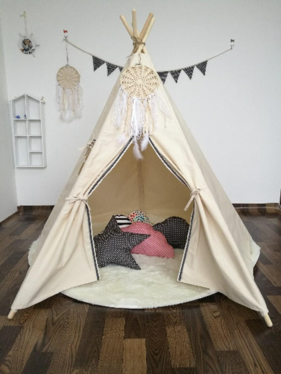 large kids princess tent net children home canvas pretend play tipi outdoor indoor adult canopies home bedroom decoration canopy with mosquito net mosquito