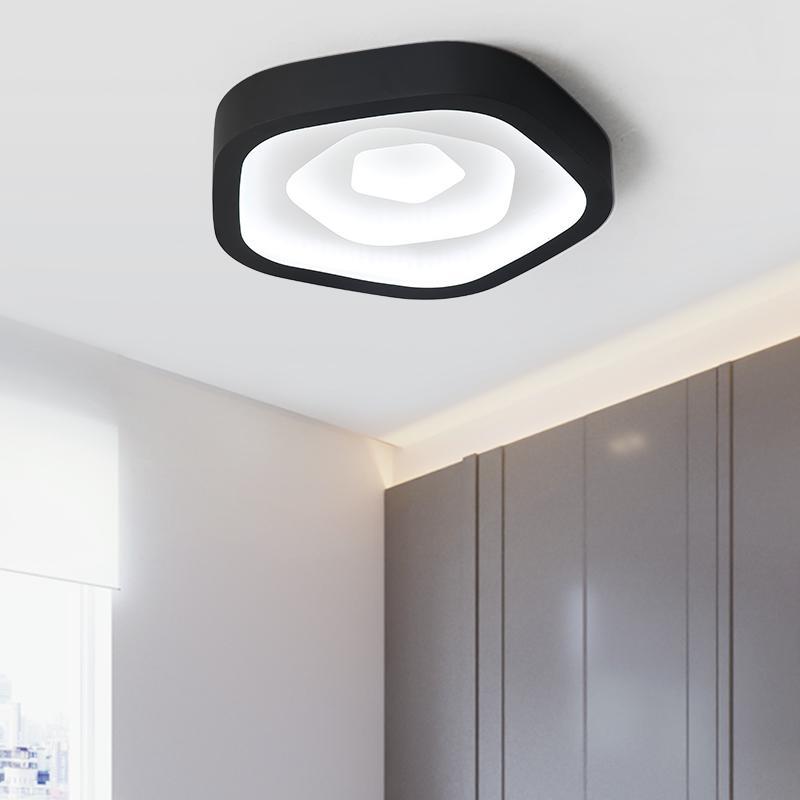 Großhandel Moderne LED Deckenleuchten Schlafzimmer Wohnzimmer Home ...