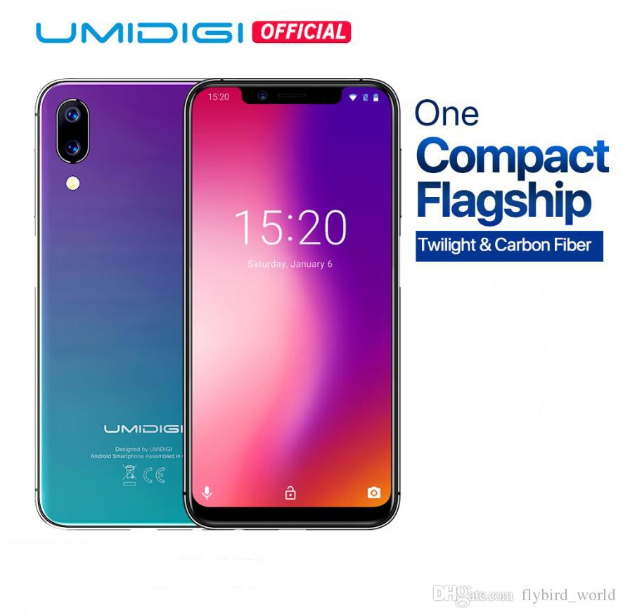 3254782d444 UMIDIGI ONE Global Version 5.9fullsurface Mobile Phone Android 8.1 P23 Octa  Core 4GB 32GB Smartphone 12MP+5MP Dual 4G Cellphone UMIDIGI One UMIDIGI  Mobile ...