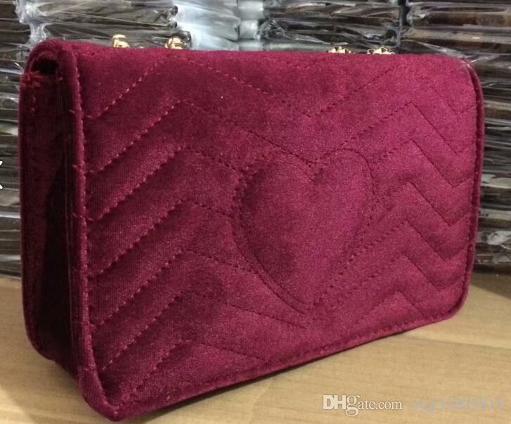 Bolsos de moda de gamuza caliente de la venta Bolsos de las mujeres Bolsos de diseñador de carteras para mujeres Bolso de cadena de cuero Crossbody y bolsos de hombro # 89