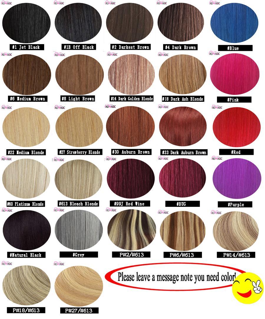 Extensions de cheveux de bande Double bande latérale dans Extensions de cheveux humains Remy 100g / pack Trame de la peau Extensions de cheveux sans soudure en gros