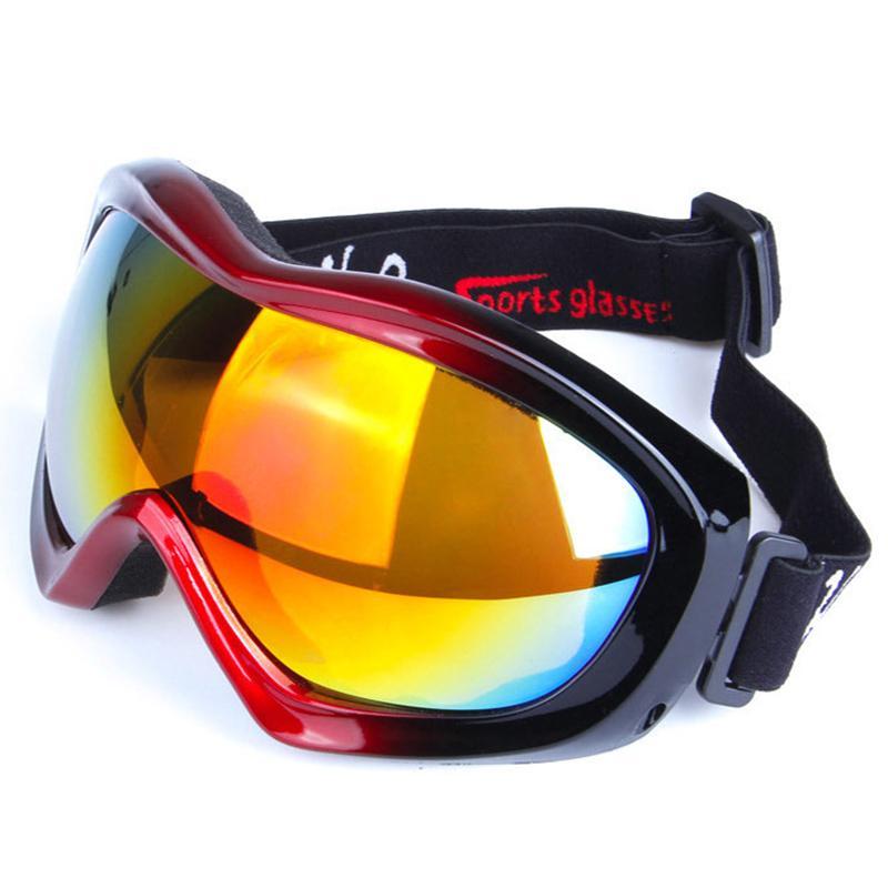 1807125f999 2019 Ski Goggles Double Layers UV400 Anti Fog Big Mask Glasses Skiing Men  Women Snow Eye Wear Snowboard Goggles DHX 001 004 Pro From Brandun