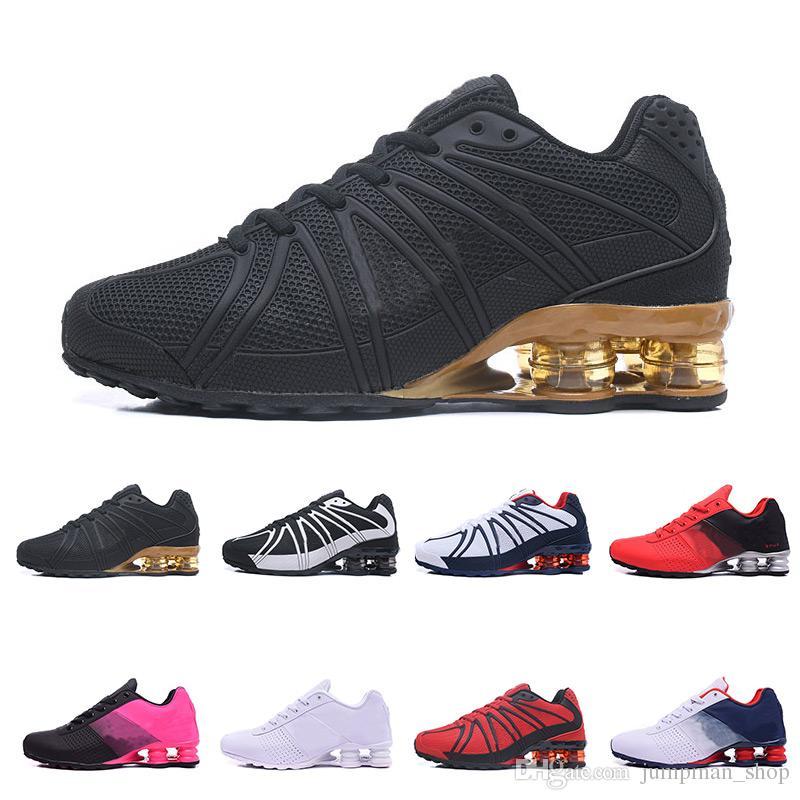 brand new 404f8 cabf6 Großhandel Billig Herren Schuhe Shox NZ Bule Rot Weiß Schwarz Grap Berühmt  Liefern OZ Athletic Sneakers Sport Laufschuhe US 7 12 Von Jumpman shop, ...