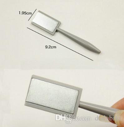 NUEVA LLEGADA 11 Unidades / set Cat Eye Magnet Pen 3D Magnet Stick Dibujo Magnético Vertical Stick para Esmalte de Uñas de Gel Herramienta de Uñas Mágicas