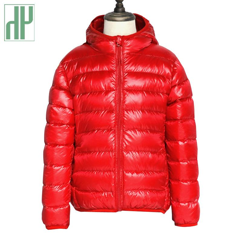 a186e607a HH Children S Winter Jackets Warm Hooded Duck Down Jacket For Girl ...