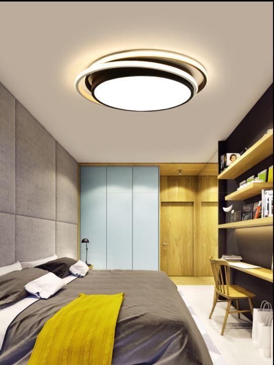 Großhandel Schlafzimmerlampe Einfache Moderne LED Deckenleuchte ...
