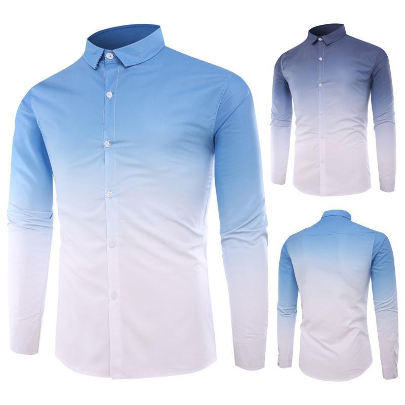 bd7936fac4 Compre Camisas Para Hombre De Color Morado