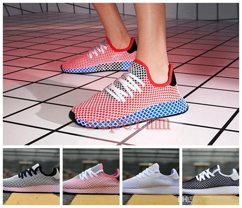 Acquista 2018 Chaussures Deerupt Runner Mens Scarpe Da Corsa Scarpe Da  Ginnastica Da Donna Di Design Da Ginnastica Scarpe Sportive Zapatos Luxury  Brand Shoe ... e0527747294