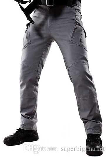 Cadeau de Noël pour les pantalons décontractés de harem hommes pantalons, hommes loisirs sport pantalon hip hop lâche sweat yj654f48