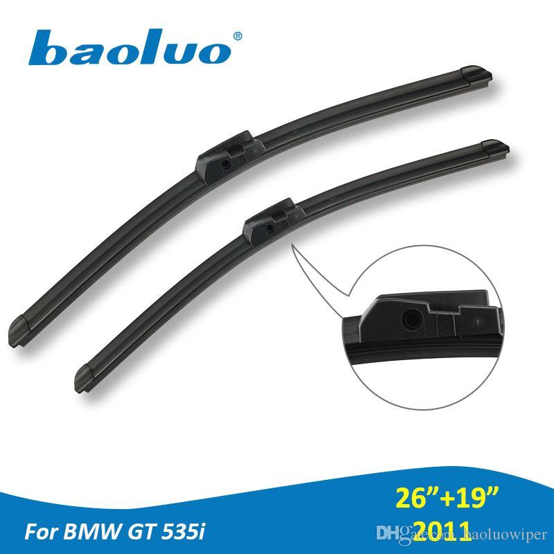 2019 Car Windshield Wiper Blades For Bmw 535i Gt 2011 Year 2619