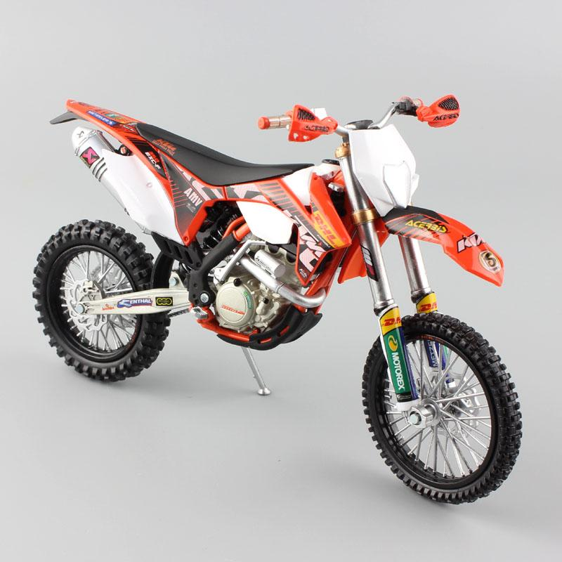 Scala 1:12 Supercross KTM 350 EXC-F Red Bull Racing Moto Diecast ...