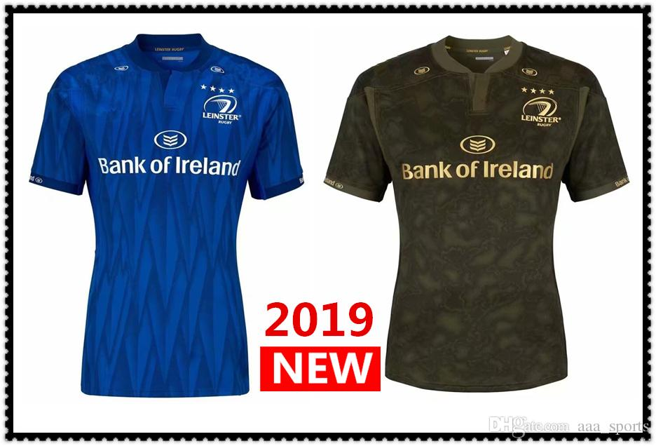 7c3c31fa165 Hot Sales ! Best Quality 2018 2019 LEINSTER Rugby Jerseys Ireland ...