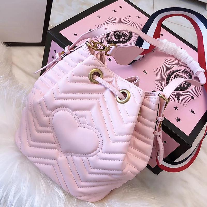 fc0e60c12a24 Marmot Drawstring Bucket Shoulder Bags Italian Luxury Brand ...