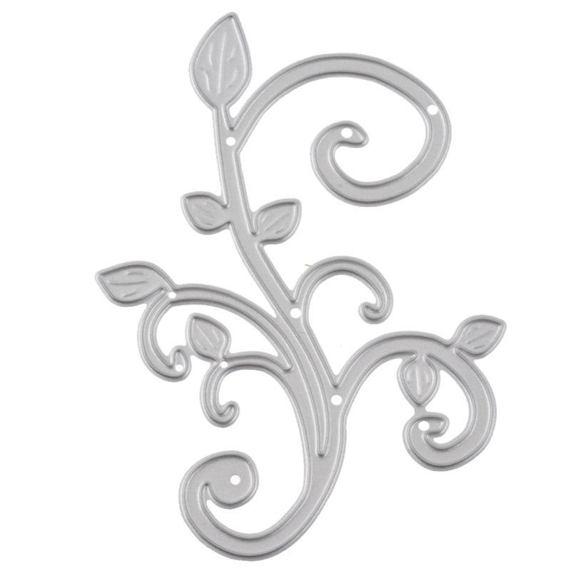 2018 flower dies cutting metal for scrapbooking diy stencils cutting