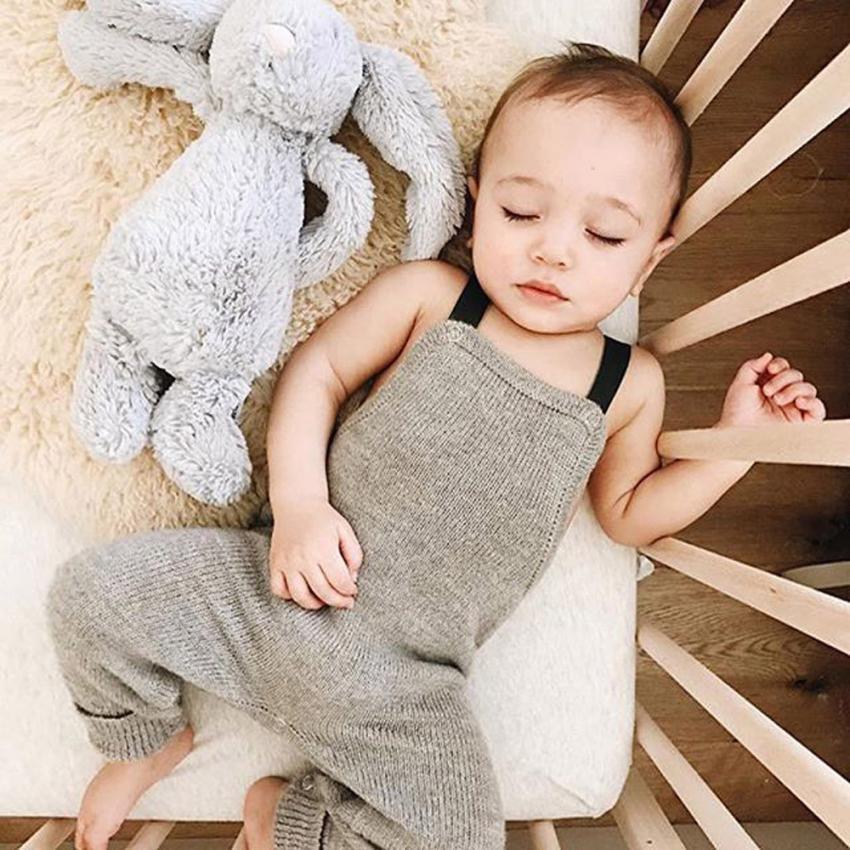 Compre Mamelucos Ropa Para Bebés Niños Recién Nacidos Bebés Niños Niñas De  Punto Mamelucos Mono Trajes Ropa M1 A  37.56 Del Cornemiu  3e055b2f58b