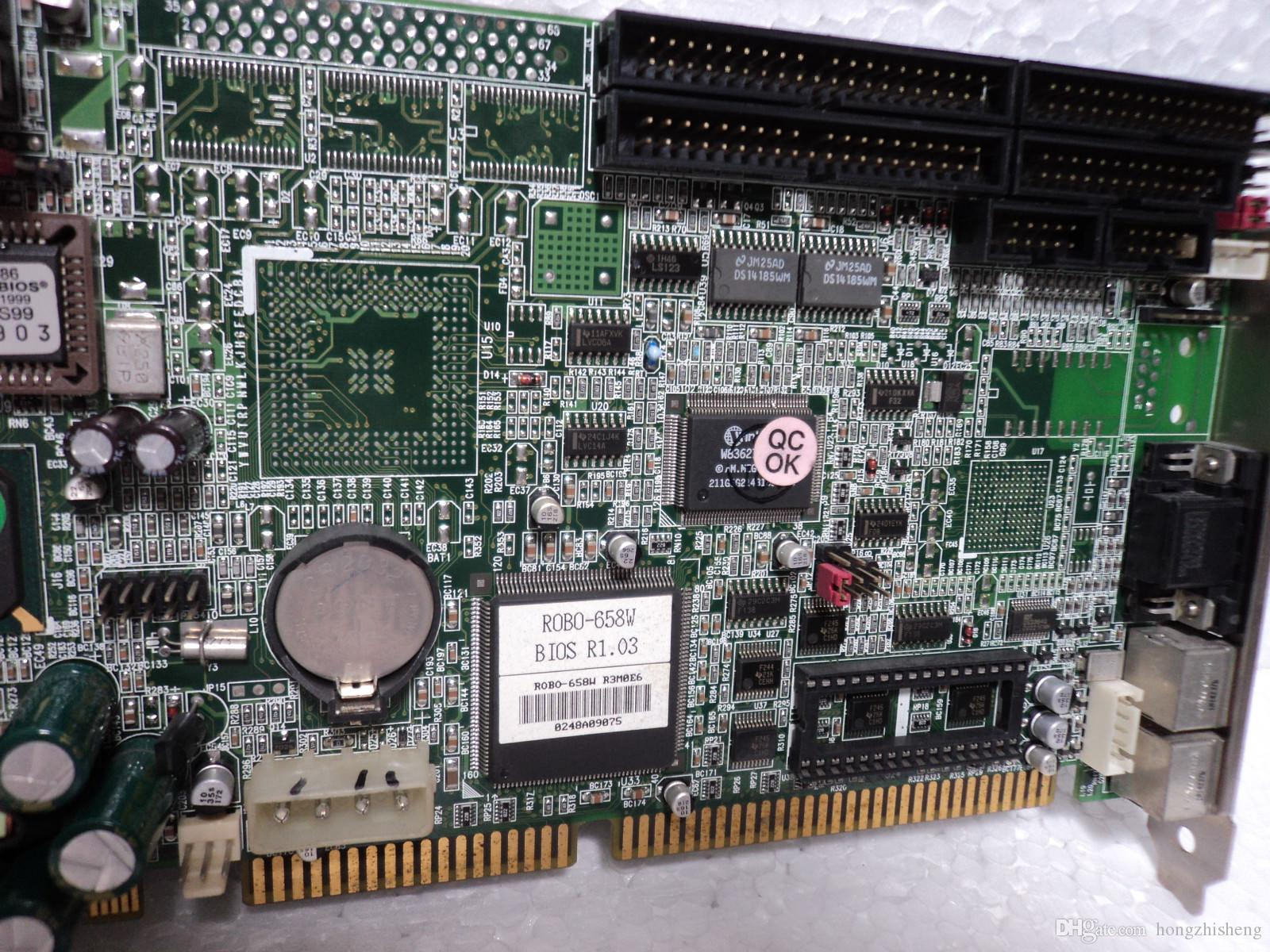 Плата промышленного оборудования ROBO-658W BIOS R1.04.E0