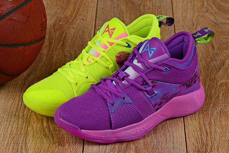the best attitude 18028 b8ebf Acheter Livraison Gratuite Athletic PG 2 Confettis Ce Que Les Chaussures De  Basket Paul George Sneakers Chaussures Taille 40 46 De  71.07 Du Shoes inc  ...