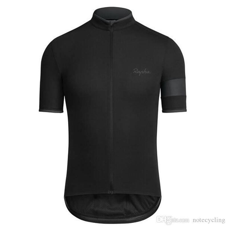 RAPHA Radfahren kurzen Ärmeln Trikot bib Shorts Weste setzt Sommer MTB Bike Ropa ciclismo hombre Hot Verkauf P62205