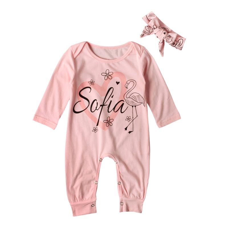 29d0e247b3fd 2019 2017 New Brand Baby Romper Pajamas Newborn Baby Clothes Cartoon ...