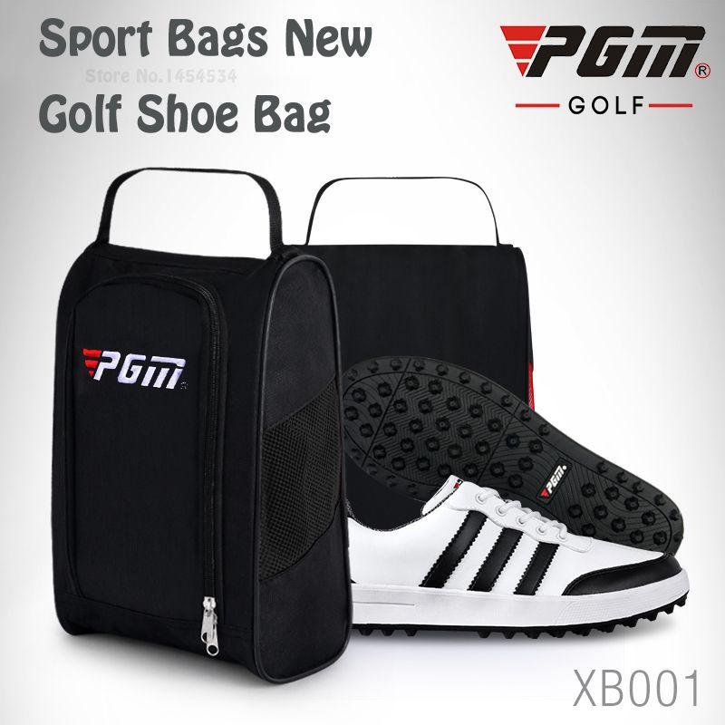 Golf Shoe Bag >> 2019 2017 Pgm Sport Bags New Golf Shoe Bag Golf Shoes Package Female