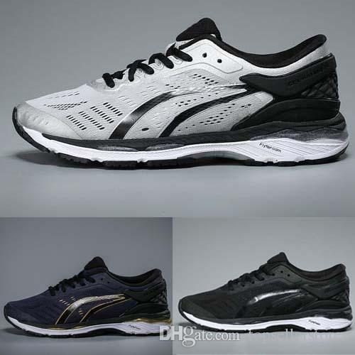 2ae01fe7c1bda New Fashion Men Women Shoes GEL Lightweight KAYANO 24 Male Female Casual  Sneakers Size 36 44 For Sale High Quality Online Italian Shoes Cute Shoes  From ...