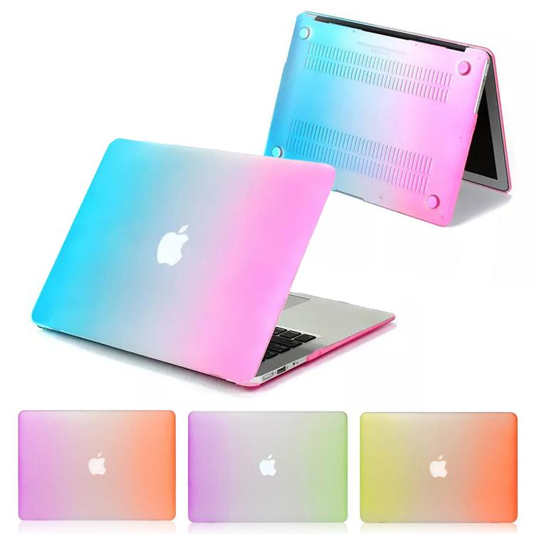 Laptop Case For Macbook Air 13 Case The Rainbow Series For Apple MacBook Air  Pro Retina 11 12 13 15 Inch UK 2019 From Lanvena 674c23dd0df8