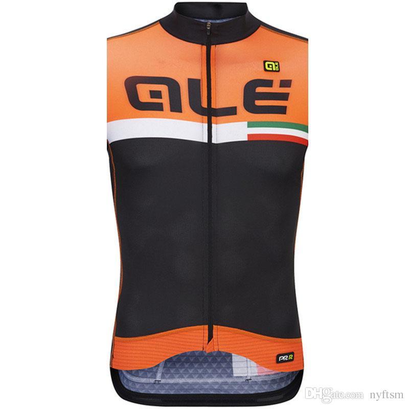 2018 Anti UV Radfahren Weste Männer Sleeveless Radtrikot MTB Straße Downhill DH Fahrrad Kleidung Winddicht Chaleco Ciclism