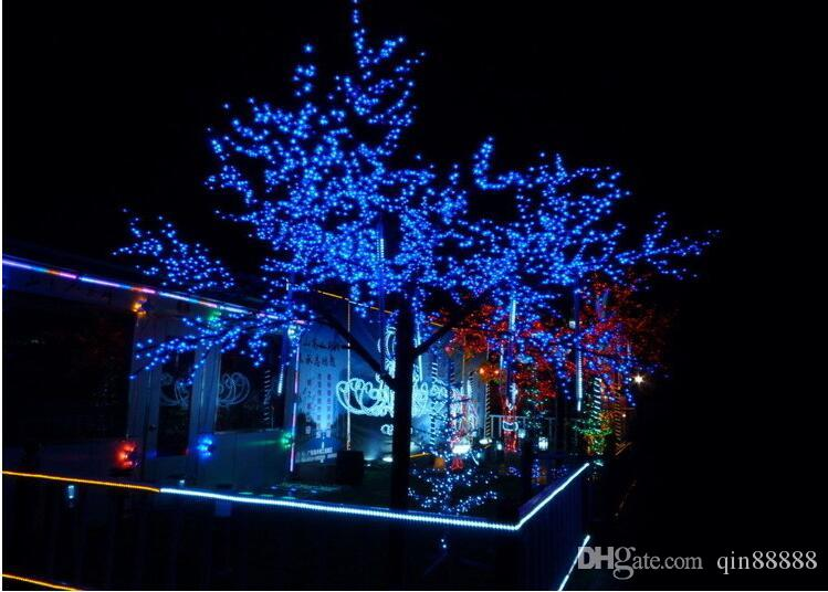 8 Modes Solar Christmas Lights 200 LED Solar Fairy String Lights For ...