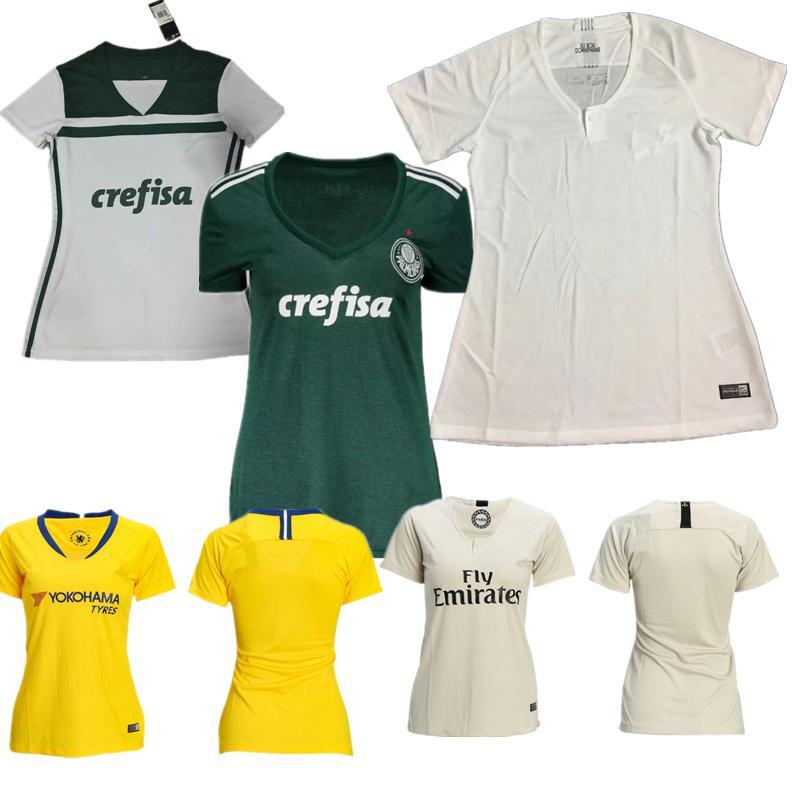 2018 Women Soccer Jersey Customized Best Quality MARCELO G.JESUS ... 1a317c1ecf