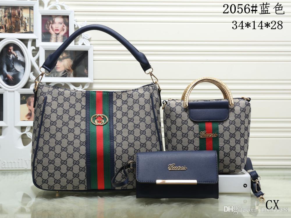 8eb81c94e7 Women Shoulder Bag New PU Leather Luxury Handbags Designer Tote ...