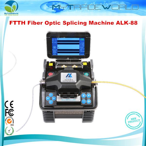 Three Year Warranty Eloik ALK-88 Fusionadora de Fibra Optica Optical Fiber Fusion Splicer Fiber Optic Fusion Splicing Machine