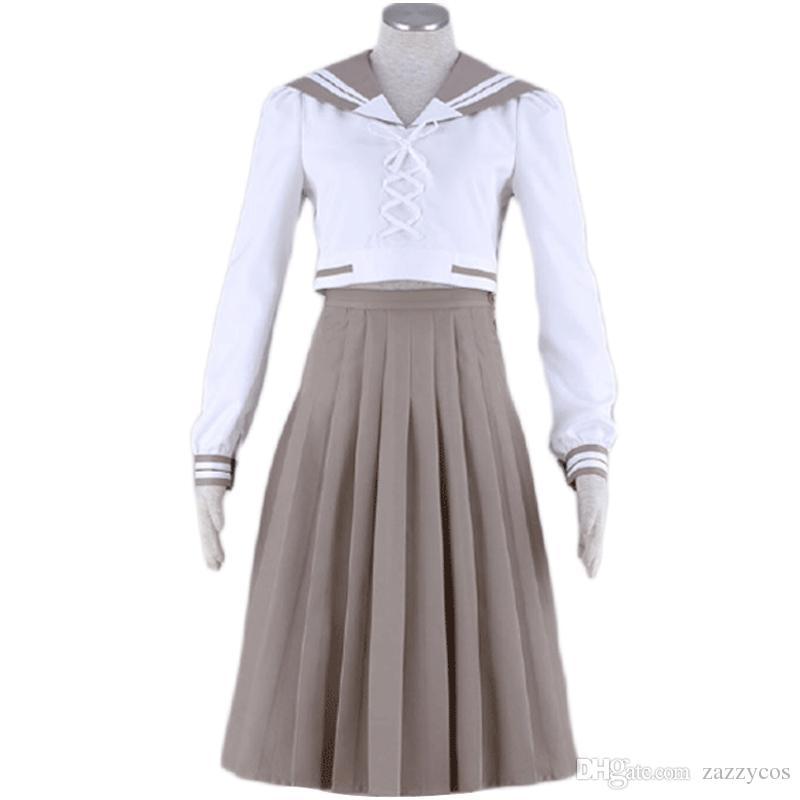 Sailor Moon Skirt Dress Uniform Cosplay Costume Set